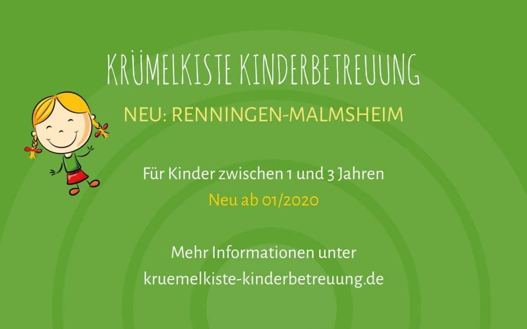 Eröffnung Renningen