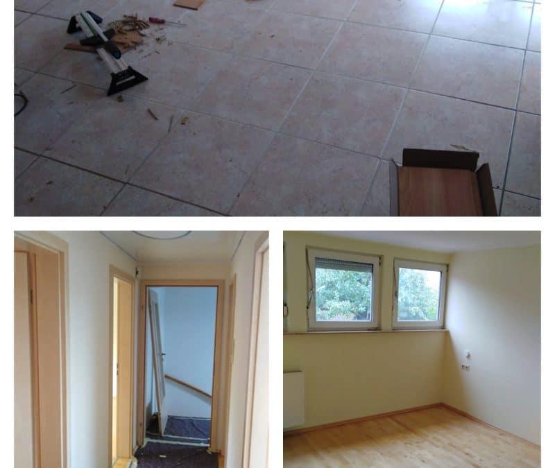 Bauarbeiten Kinderbetreuung in Renningen kommen voran