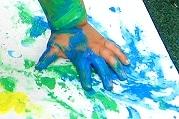 Krümelkiste Malen für Kinder