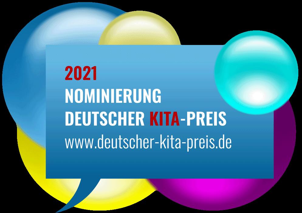 Icon Nominierung Deutscher Kita-Preis
